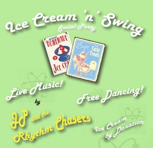 Ice Cream n Swing Dance